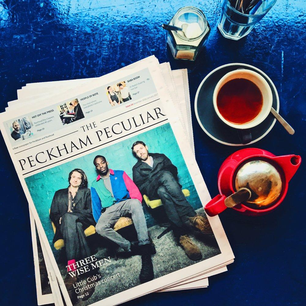 The Peckham Peculiar