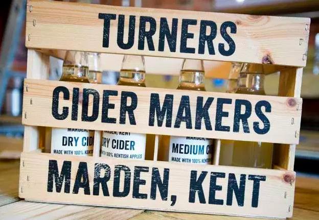 Turner's Cider, Kent