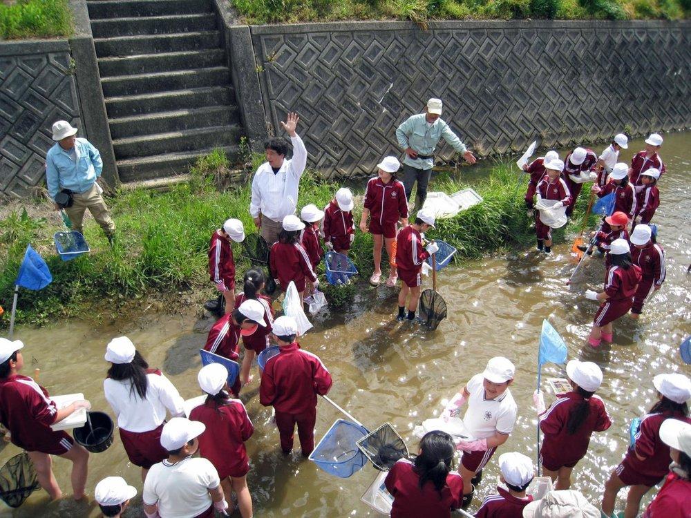 Biologisk mangfold i Japan