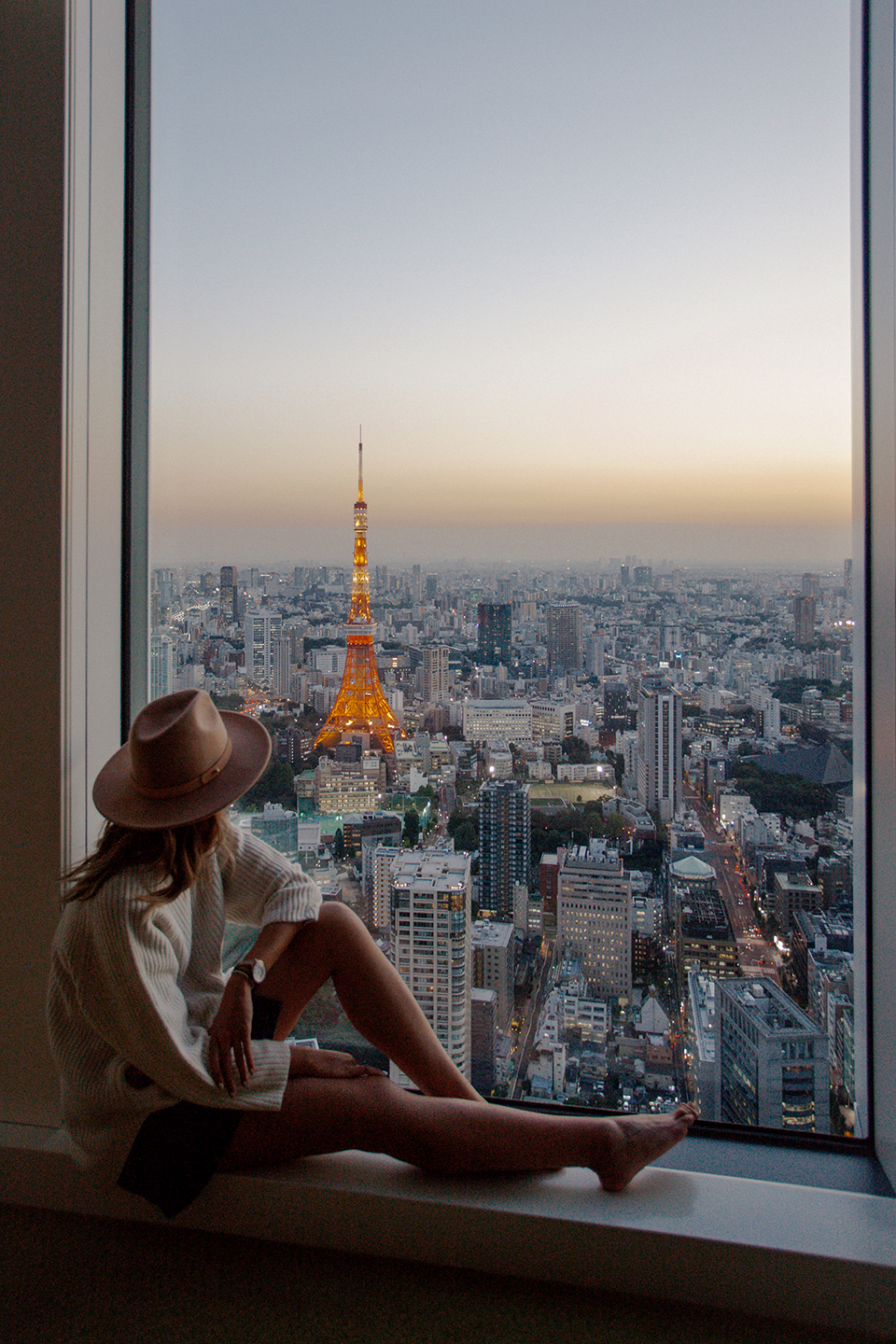 Sam is Home Andaz Tokyo Feature