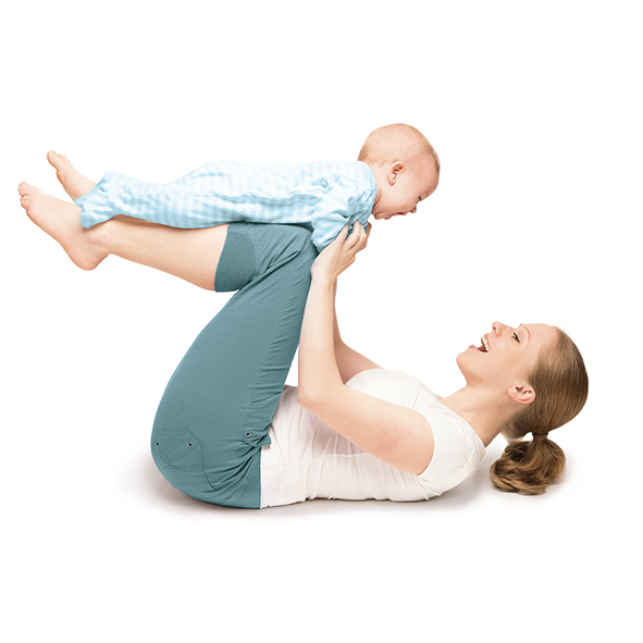 Yoga mit oder ohne Baby
