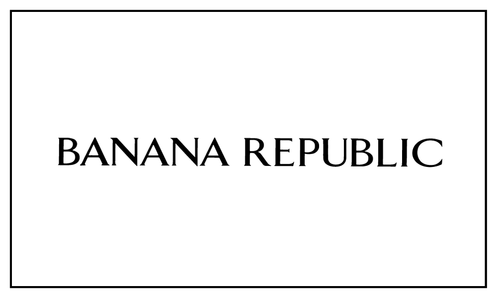 8.  Sophisticated, casual and comfortable men's and women's contemporary clothing.   www.bananarepublic.com    201-476-1630    Hours: 10am - 8pm
