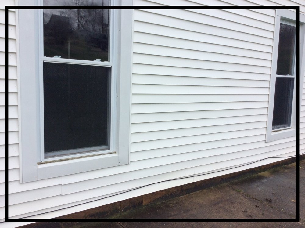Apple Creek Ohio siding wash