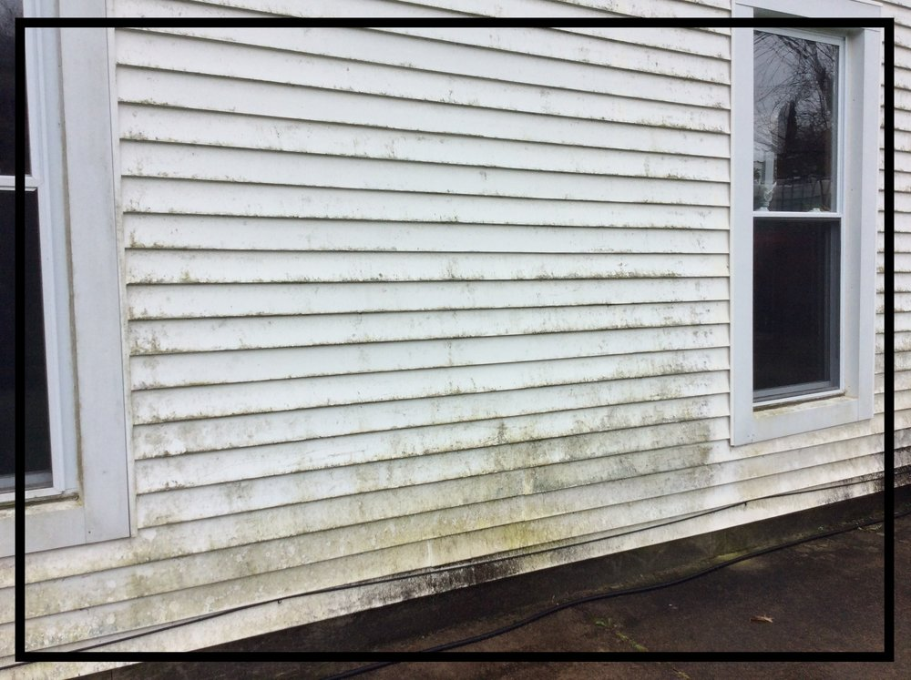 Siding Cleaner and repair Canton, Ohio.