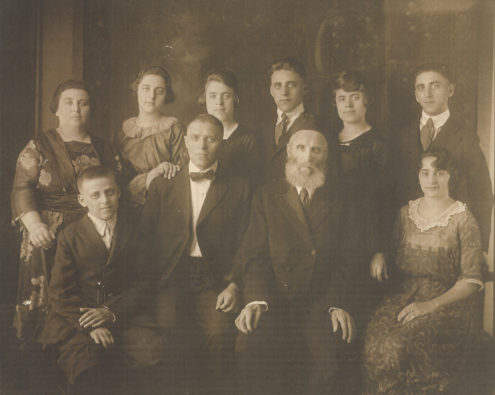 Rivkin Wedding 1920