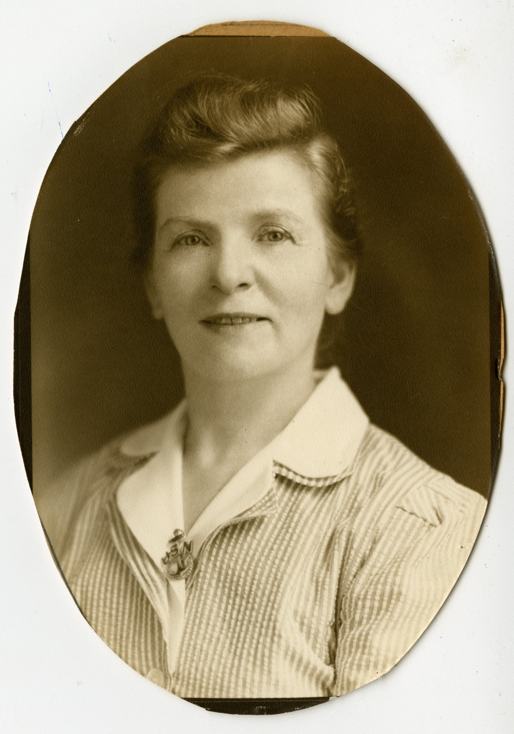 Clara Kligerman Baker.Image courtesy of Larraine Lourie Moses