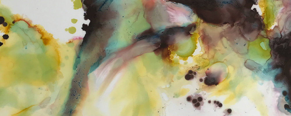 Alcohol INks -