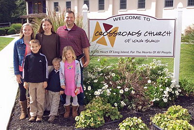 Brian Eddinger - Lead Pastor Central Islip (Click Here for Full Bio)