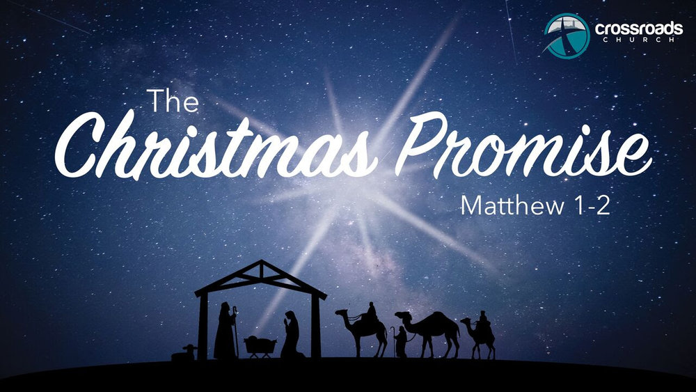 Join us for our Christmas teaching series beginning this Sunday, December 2, 2018