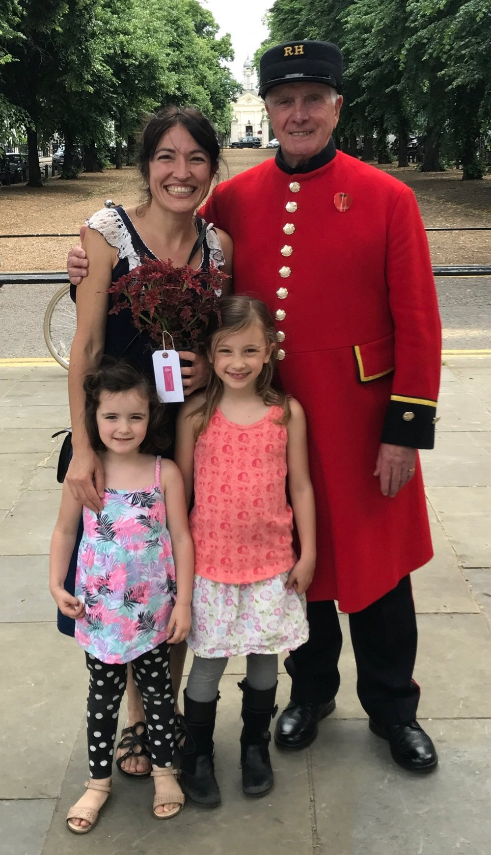 The Great Chelsea Pensioner Plant Giveaway