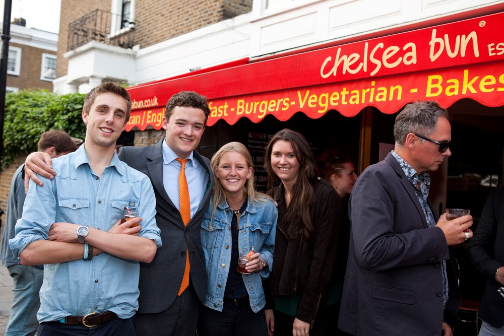 Chelsea Bun Diner