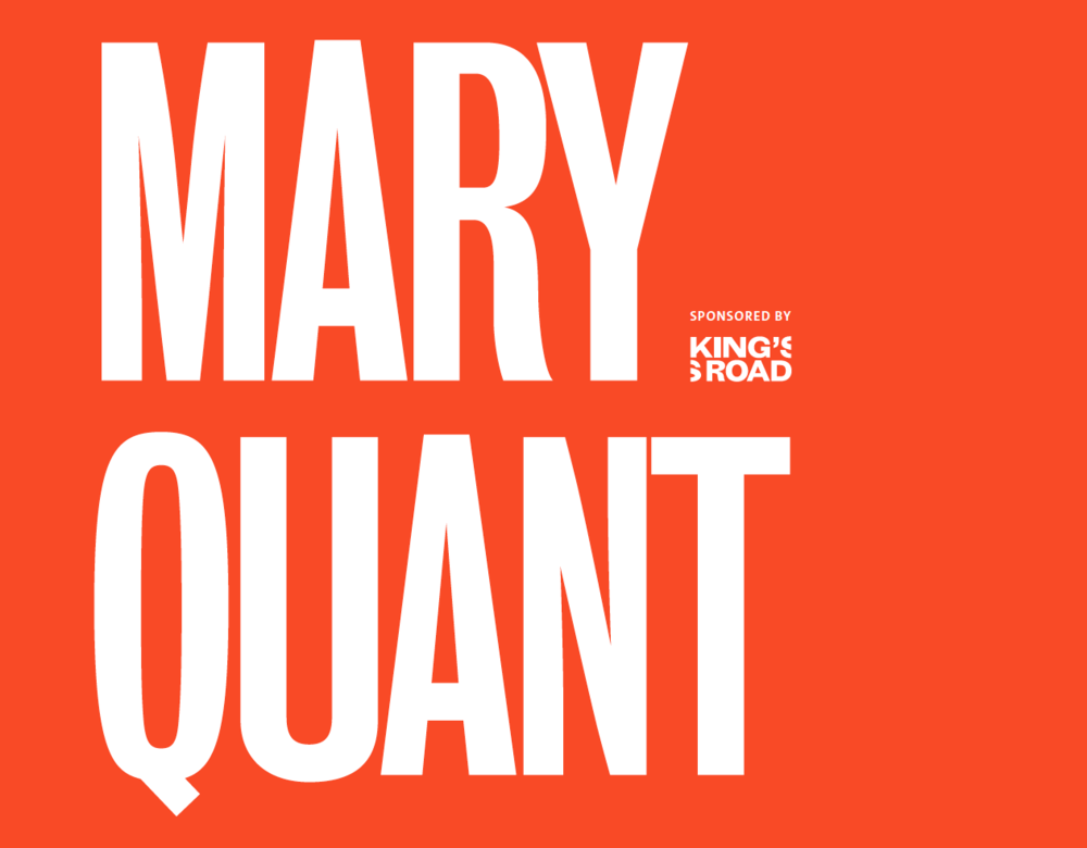 Mary Quant at the V&A