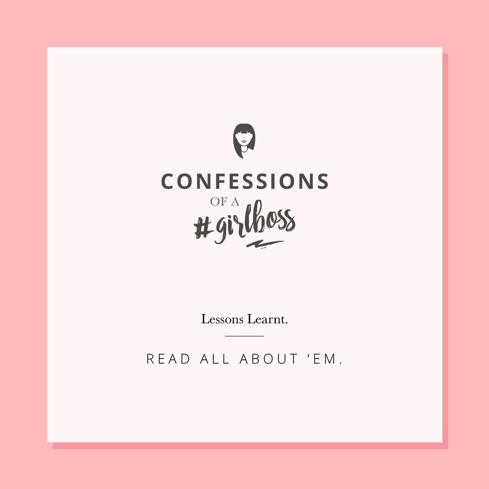 Confessions of a Girlboss - by SheCreates.online