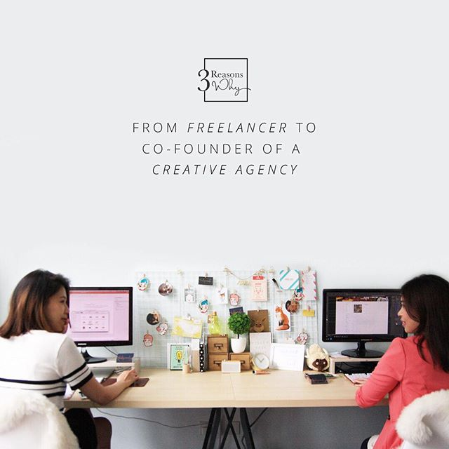 """Fellow freelancers would be able to relate to this one: Have you ever felt that your clients are not taking you seriously? There seem to be a certain stigma associated to being a """"freelancer"""" - it hasn't be branded favourably. What are your thoughts on this? As for Amalina from @hellopomelo.creatives, she has strategised and converted herself from being a freelancer to running her own creative agency. She shared the reasons behind this move in the blog. Read about it by clicking on the link in our bio! ☝🏼 . . . #shecreatesonline #getitgogirl #startingout #creativewomen #supportlocalsg #singapore #womenempoweringwomen #sgbiz #creativebiz #mumpreneur #solopreneur #madeinsingapore #entrepreneur #freelancer #freelancesg #branding #startlean #leanbranding #womanentrepreneur #creativeagency #startupsg"""