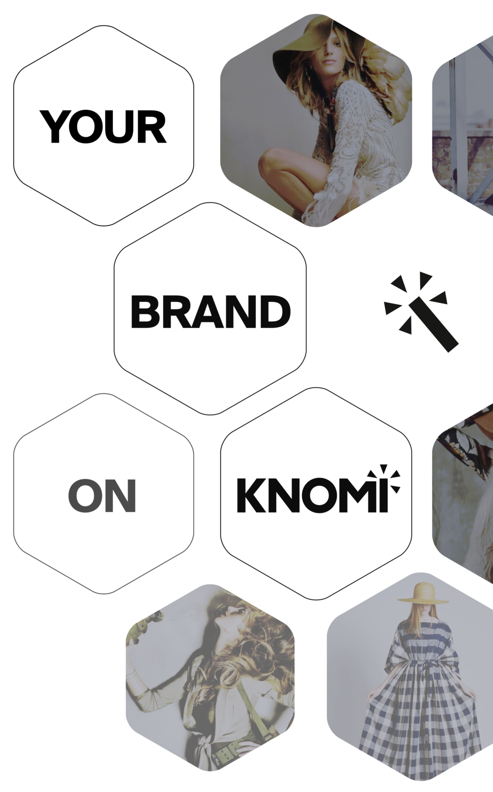 Your brand on KNOMI