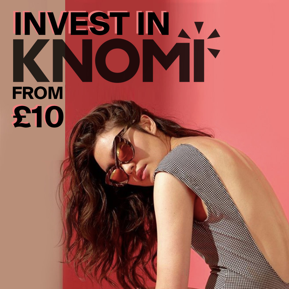 INVEST IN KNOMI IN 10 MIN. - Click here to watch our pitch and learn about the investment opportunity.