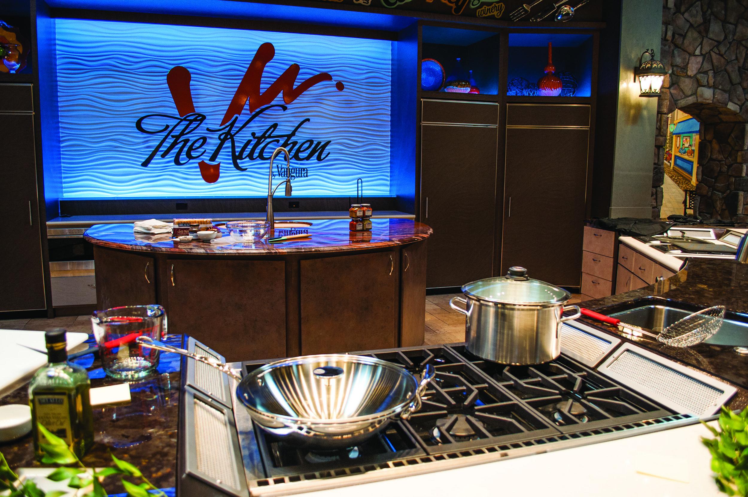 The Kitchen by Vangura