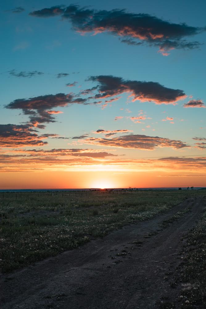 I love Colorado sunrises. I don't see them as often as I would like.