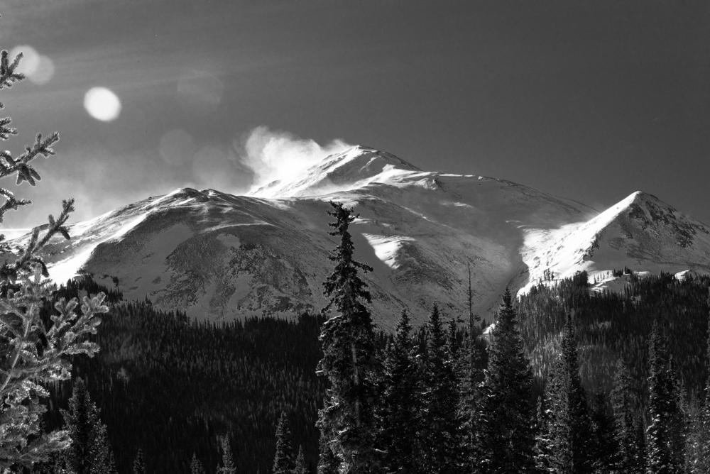 Torrey's Peak.
