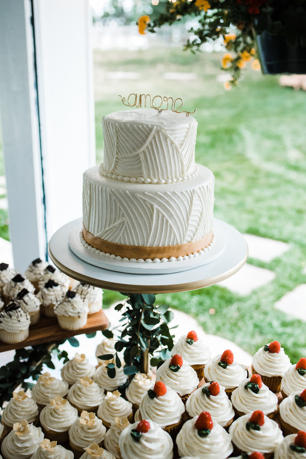 Reception details at spirited, genuine, colorful Colorado mountain wedding photographer