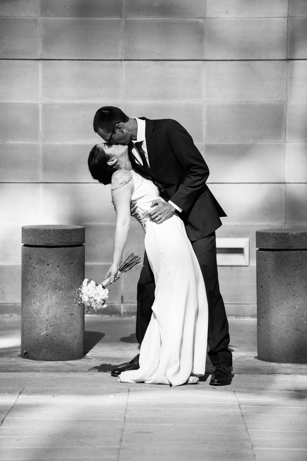 Colorado Denver Downtown Urban Wedding Colorado Wedding Photographer Bridal Portraits in LoDo