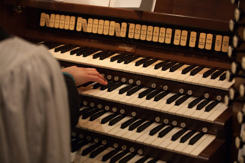 "St. Augustine said that ""singing is praying twice."" At Christ Church Bronxville we celebrate the gift of music in our lives and its ability to Read More"