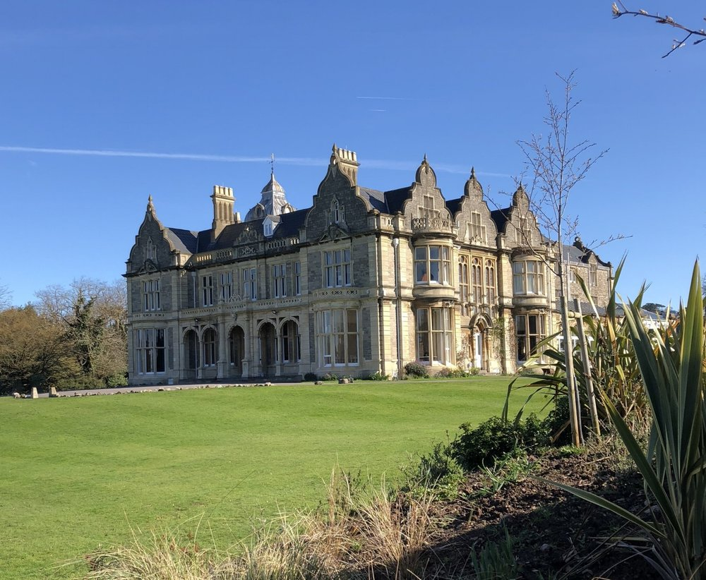 Clevedon Hall, Clevedon England