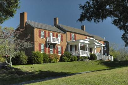 Stoneridge Bed & Breakfast in Lexington, Virginia