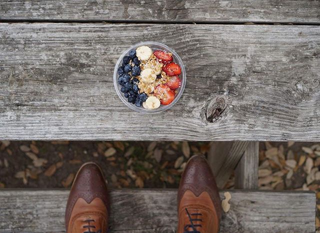 Who doesn't love acai bowls ❤️