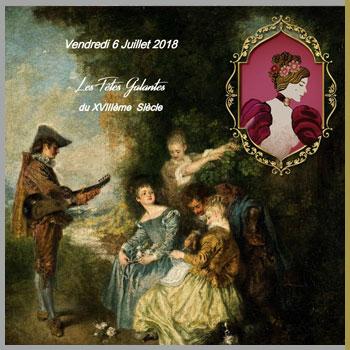 Bal de la Baronne Béatrice - 3e édition - 6 Juillet 2018