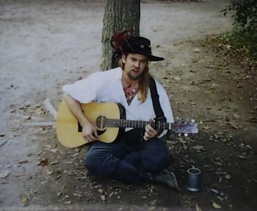 Sean Kelly -Rasputin O'Shea