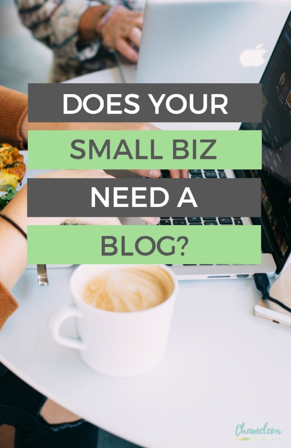 My blog is my secret weapon as a small business owner. It helps to generate leads to my website and makes it look like I know what I'm talking about. Here's everything you need to know about starting a blog for your small business.