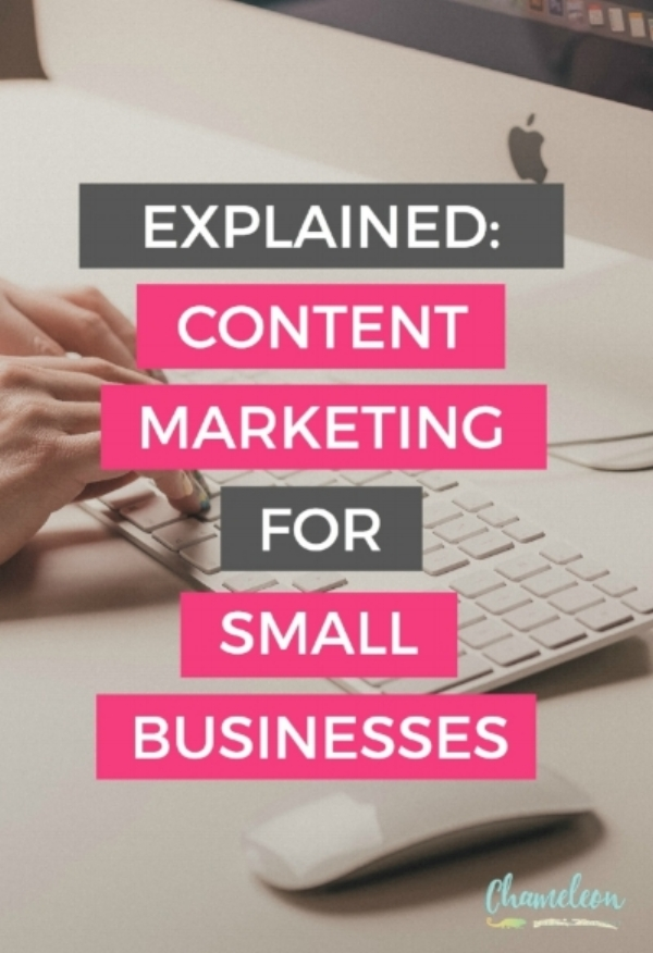 In this post I explain exactly what content marketing is and why you absolutely need to be doing it for your small business.