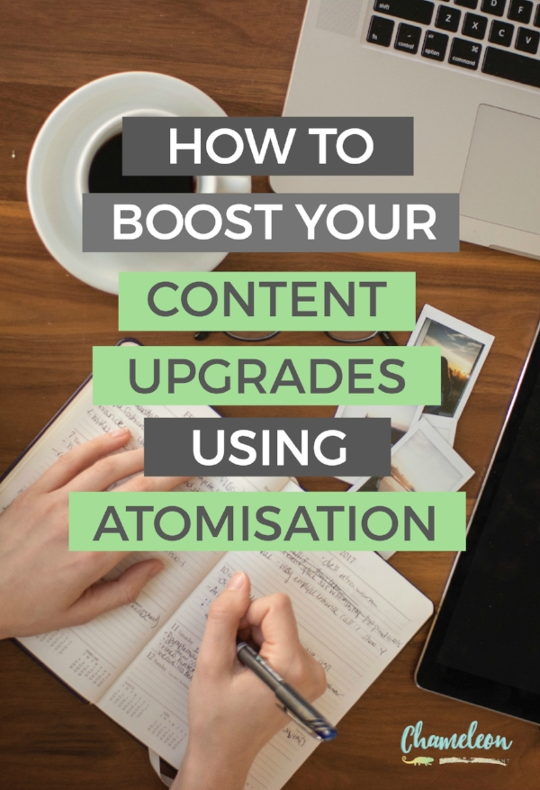 I tell you how to take one piece of content and slice and dice it into multiple lead generation tools, saving your valuable time in your business.