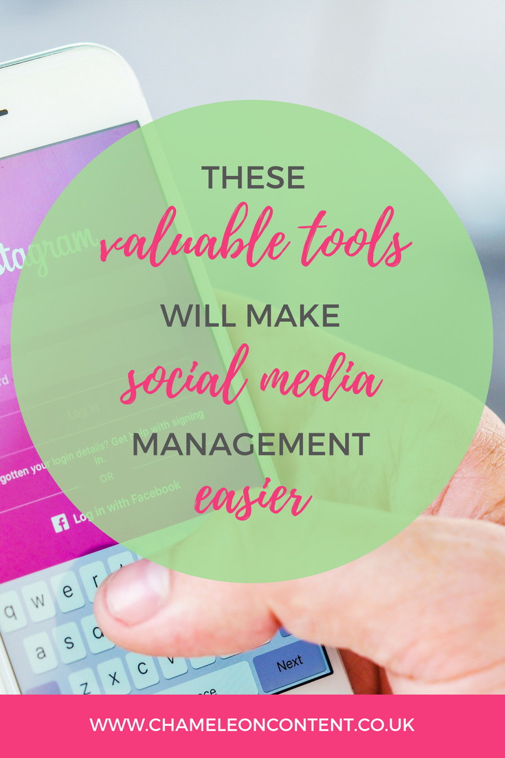 These valuable tools will make social media management easier