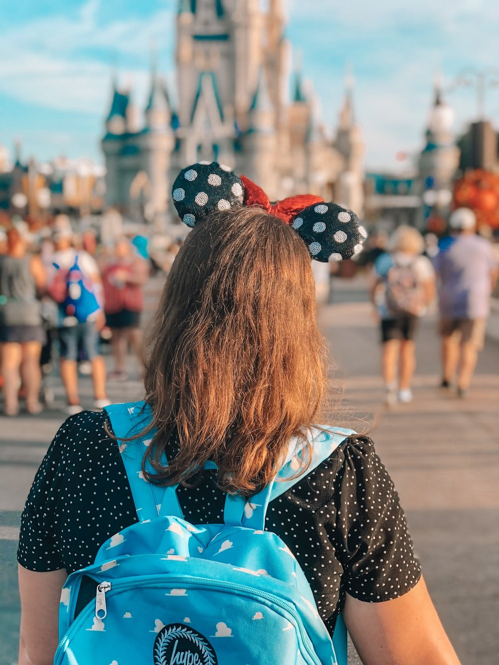 A girl in Walt Disney World.JPG