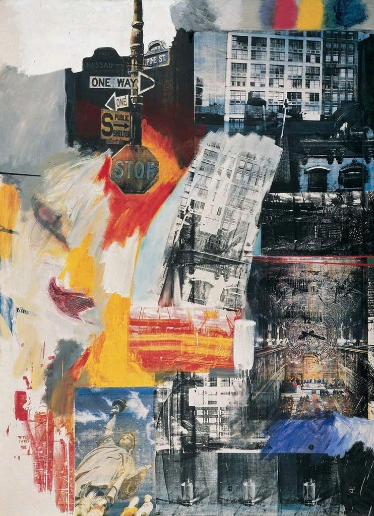 Estate , Robert Rauschenberg, 1963