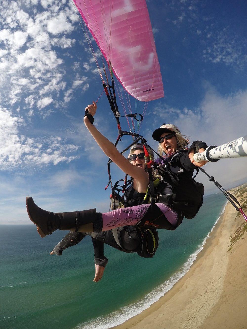 Monterey Paragliding