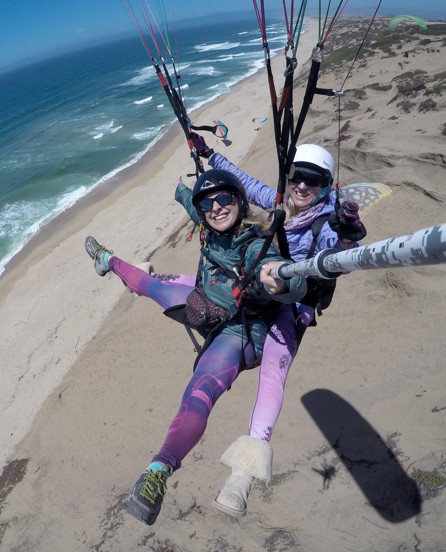 Gift Voucher - Paragliding Tandem Flight + Photo Package — Monterey Sky  Sports