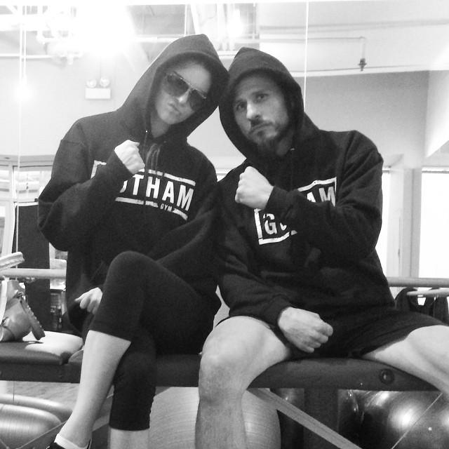 Hoods. @kendalljenner 👊 #krusher