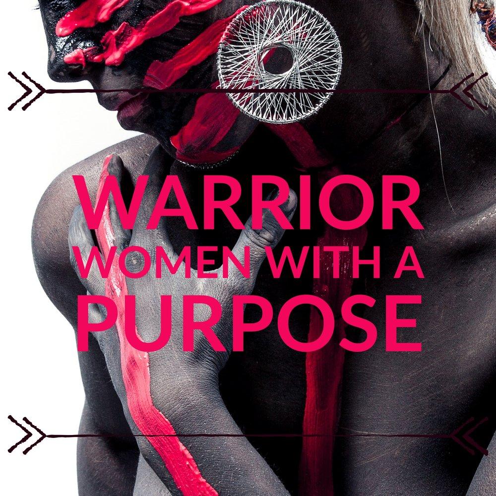 Warrior Women Pink Paint.JPG