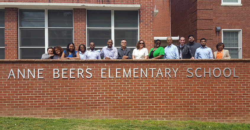 Junior Achievement - Our WA CARES team assisted Junior Achievement as Educators at Anne Beers Elementary School.