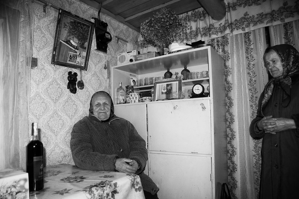 <p><strong>Evdokia och väninnorna</strong>Lepel, Vitryssland<a href=evdokia-och-vninnorna-sv>The story →</a></p>