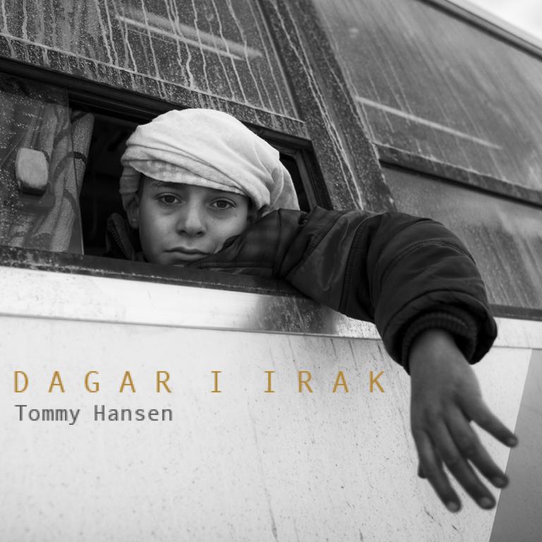 Dagar i Irak - Boken