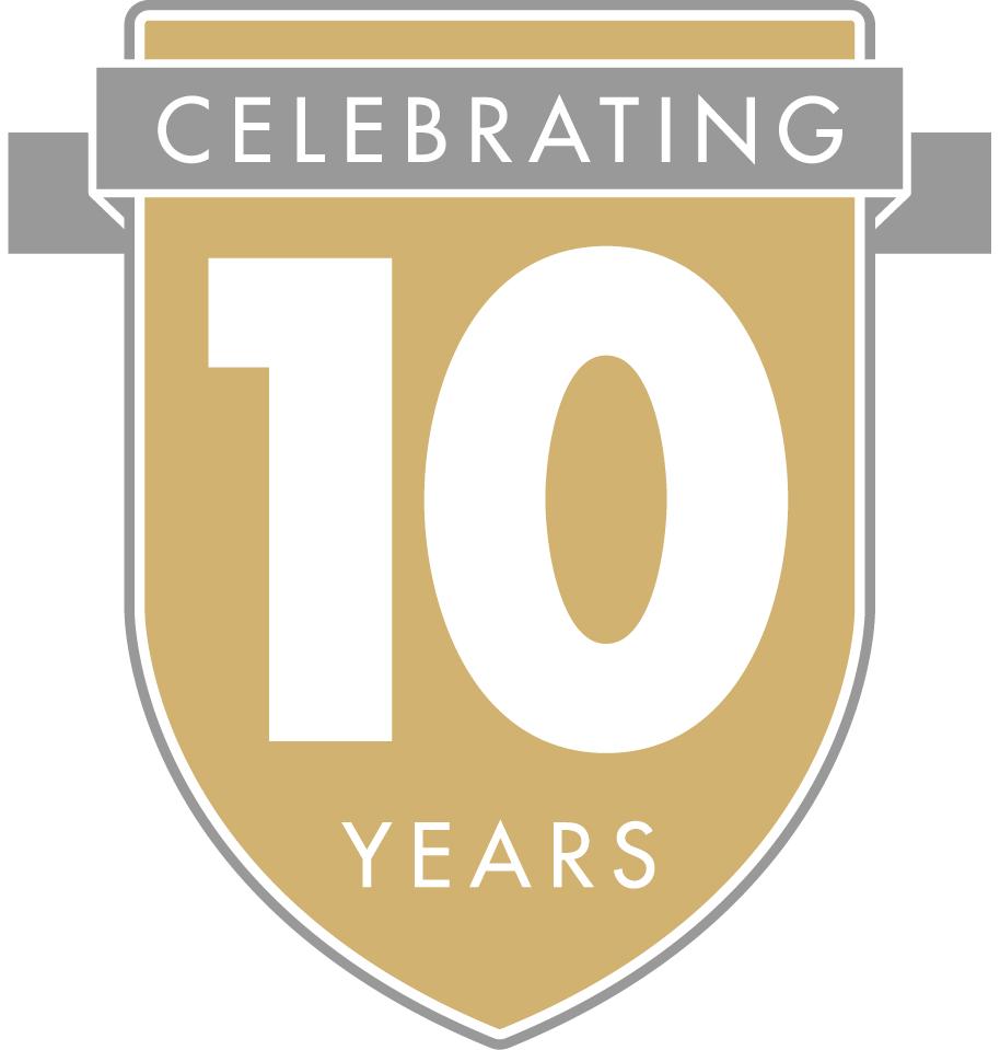 10 year galleries 81