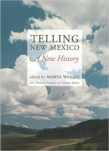 Telling New Mexico: A New History. Ed. Marta Weigle. Santa Fe: Museum of New Mexico Press. 2009. 379-381. Print.
