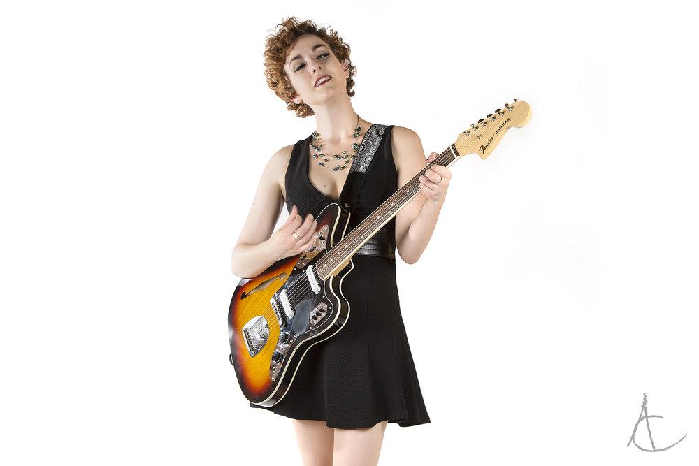 Admiral Contempt Maddie Bolzenius Guitar