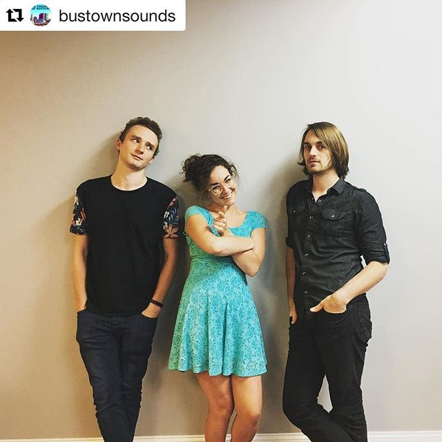 Our latest podcast interview with @bustownsounds is live! Check it out now, link in bio! ・・・ #soundsofbustown #rocklocal #musicianslife