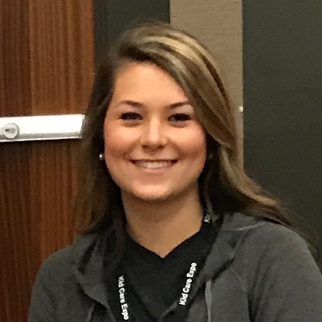 Riley Weyher,  Community and Events Assistant