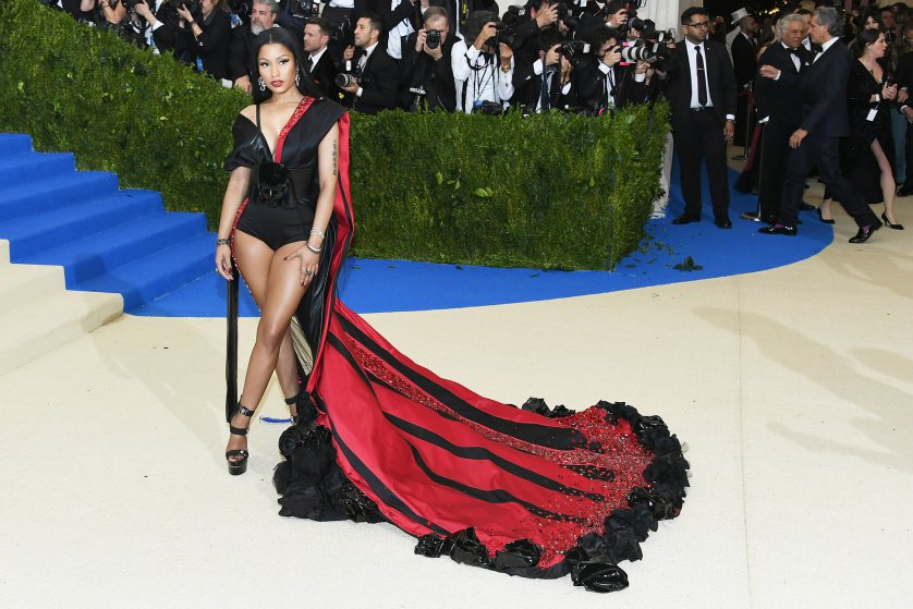 Nicki MInaj x Rei Kawakubo/Comme des Garçons: Art of the In-Between,